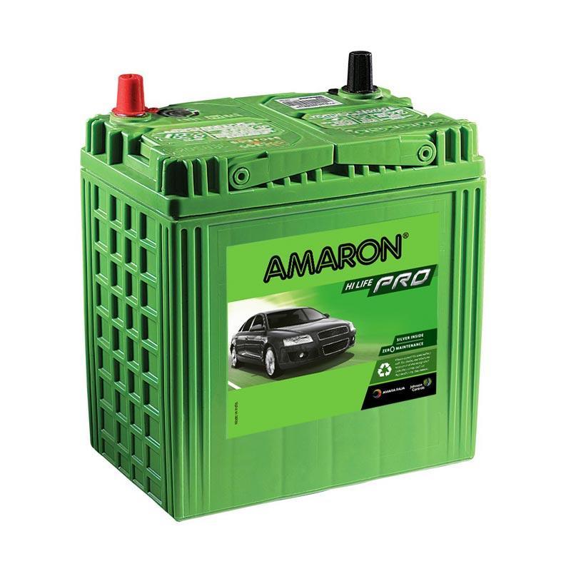 Amaron Hi Life NX120 7L N 70 Aki Mobil [80 Ah] 105D31L