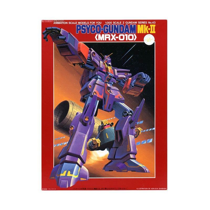 Bandai Psyco Gundam MK II Model Kit [1:300]