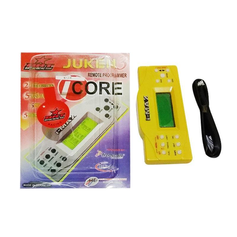 harga BRT JUKEN 3 Remote JUK 3+ for NVA Aksesoris Motor Lainnya - Yellow Blibli.com