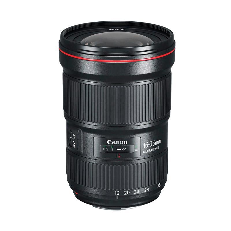 Canon Lensa EF 16-35mm f/2.8 L III USM