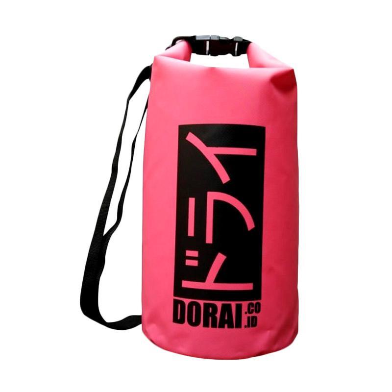 harga Dorai Cylinder Dry Bag - Pink [10 L] Blibli.com