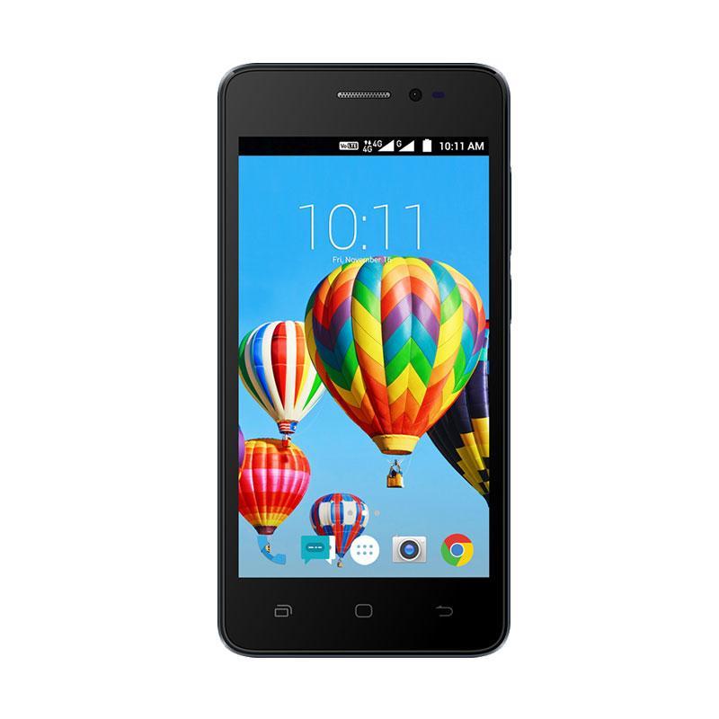 Smartfren Andromax B (Smartfren Official Store) - Black [Gratis Internet Setahun Total 30GB]