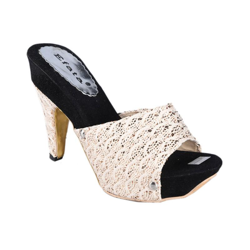 Sepatu SN-052 High Heels Wanita - Hitam