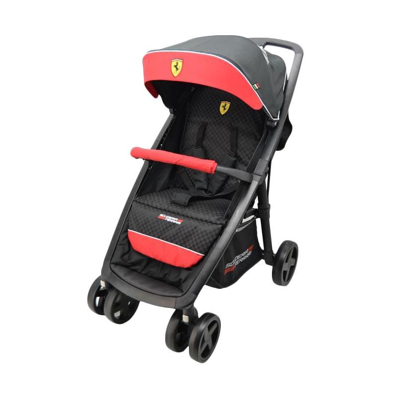 Ferrari N50 Clark Baby Stroller - Black