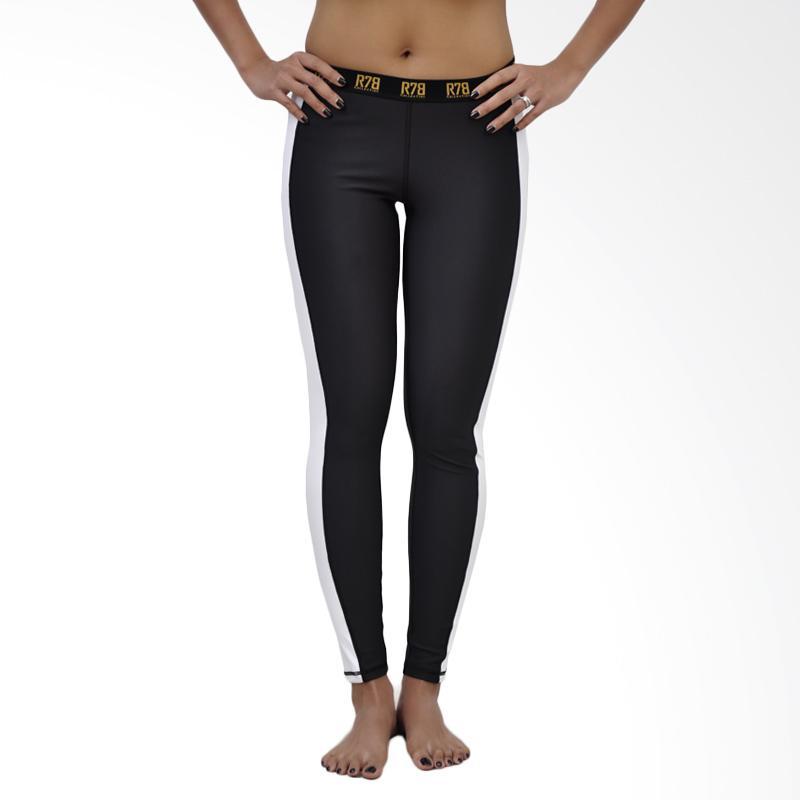 FBO - R7B Collection Amanda Training Legging Wanita - Black