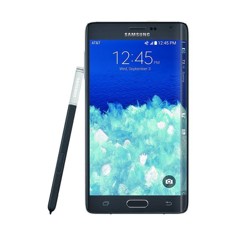 harga Samsung Galaxy Note Edge Smartphone - Black [32 GB/3 GB] Blibli.com