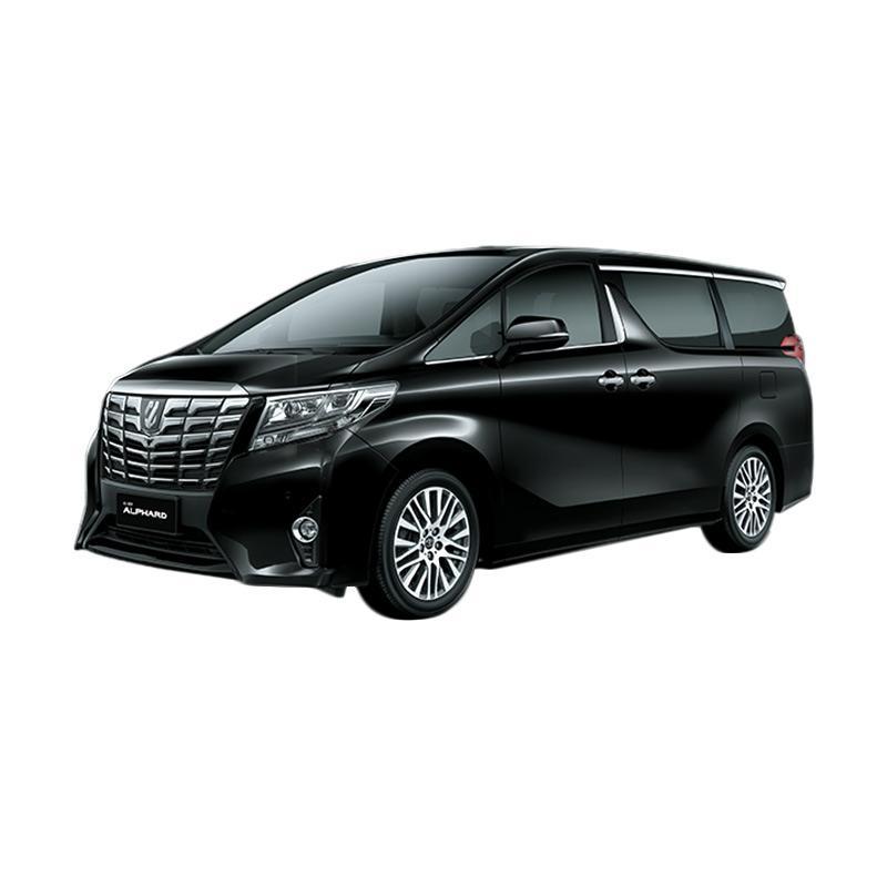 Toyota Alphard 2.5 G A-T Mobil - Black Extra diskon 7% setiap hari Extra diskon 5% setiap hari Citibank – lebih hemat 10%