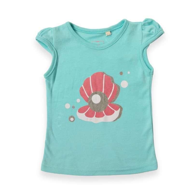 Little Agra La 8288 Tshirt Girl Tshirt Cewek Tosca