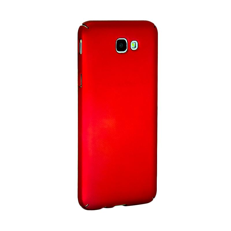 Baby Skin Ultra Thin Hardcase Casing for SAMSUNG J5 Prime - Red