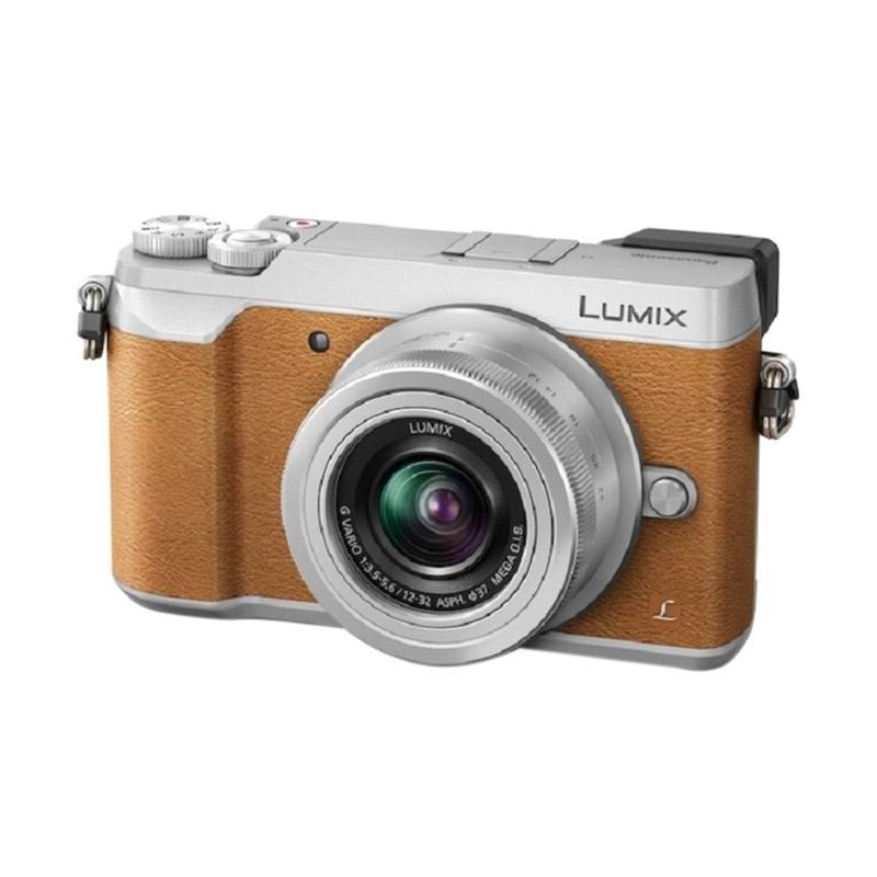 Panasonic Lumix DMC GX 85 Kit 12-32 Kamera Mirrorless