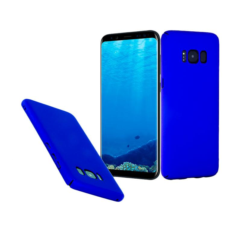 Fashion Baby skin Hardcase Casing for Samsung S8 - Blue