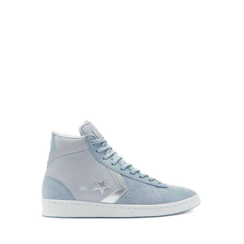 Converse Pro Leather Heart Of The City Hi Unisex Sneakers Shoes