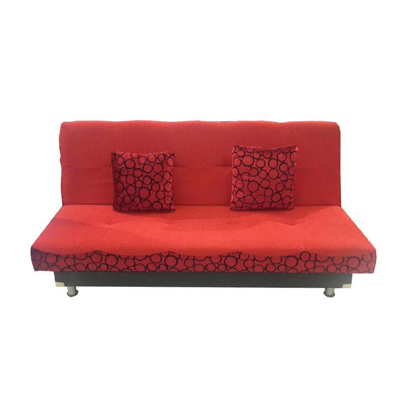 Best Furniture Wellington's Belline Sofabed - Merah