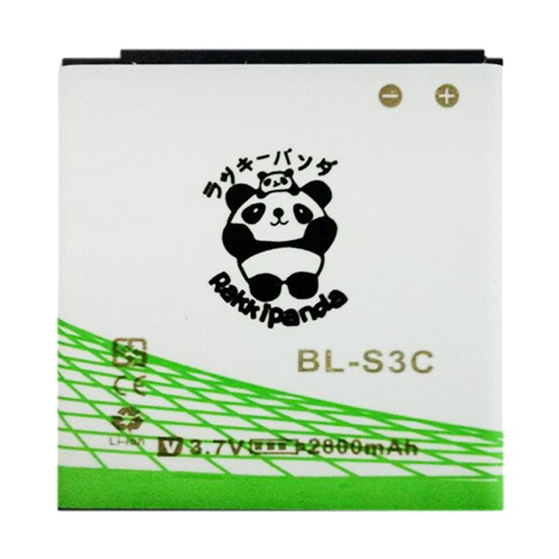 RAKKIPANDA Double Power IC Battery for Advan S3C/S35F/S3 Lite