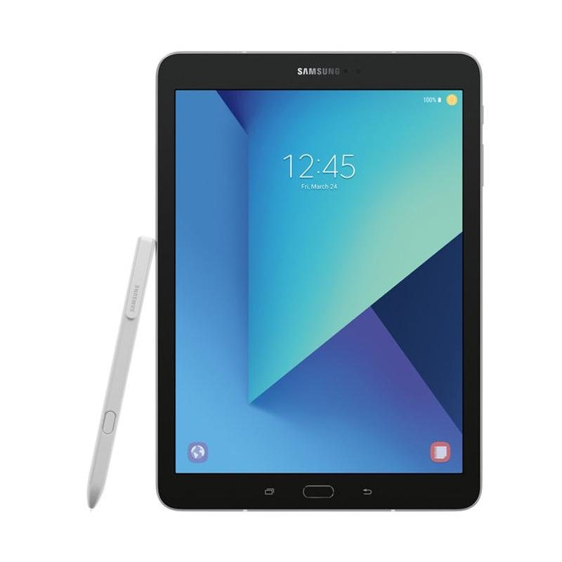 Samsung Galaxy Tab S3 SM-T825 Tablet - Silver [32 GB/ 4 GB/ 9.7 Inch] - 9314881 , 17088218 , 337_17088218 , 9599000 , Samsung-Galaxy-Tab-S3-SM-T825-Tablet-Silver-32-GB-4-GB-9.7-Inch-337_17088218 , blibli.com , Samsung Galaxy Tab S3 SM-T825 Tablet - Silver [32 GB/ 4 GB/ 9.7 Inch]