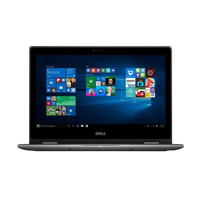 DELL Inspiron 5378 Notebook - Grey [Ci7-7500U/ 8GB/ 256 GB SSD/ Intel HD/ Windows 10] - 9314275 , 16923083 , 337_16923083 , 13899000 , DELL-Inspiron-5378-Notebook-Grey-Ci7-7500U-8GB-256-GB-SSD-Intel-HD-Windows-10-337_16923083 , blibli.com , DELL Inspiron 5378 Notebook - Grey [Ci7-7500U/ 8GB/ 256 GB SSD/ Intel HD/ Windows 10]