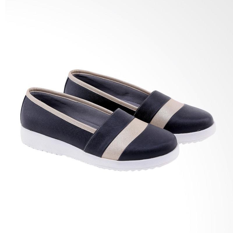 Garucci GH 7236 Slip On Sepatu Wanita - Black