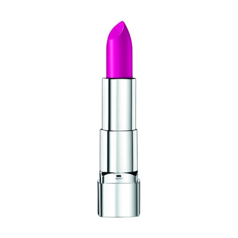 Rimmel Moisture Renew Lipstick - Back To Fuchsia