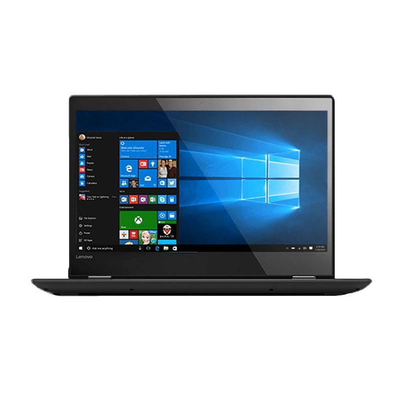 """Lenovo Yoga 520 14IKB-0VID BLACK - [Intel Core i5-8250U 1.6-3.4GHz/4GB/1TB/GT940MX 2GB/14"""" FHD TS/WIN10]"""