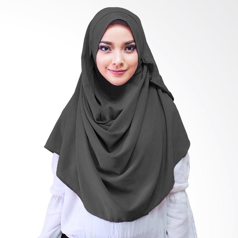 Milyarda Hijab Saraha Jilbab Instan - Hitam