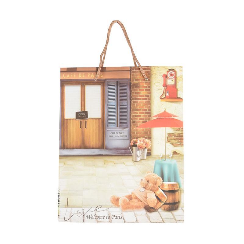 Karisma 745138 Type Metro Love Welcome To Paris Shopping Bag