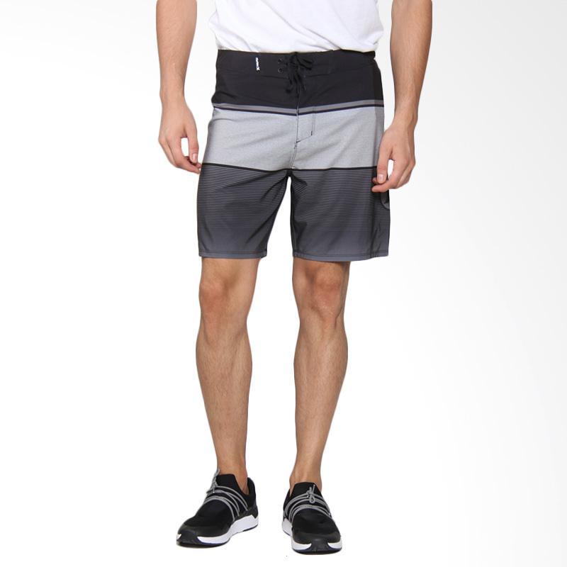 Hurley Jarvis P30 Boardshort Celana Pendek Pria - Black AMBSJARV 00A