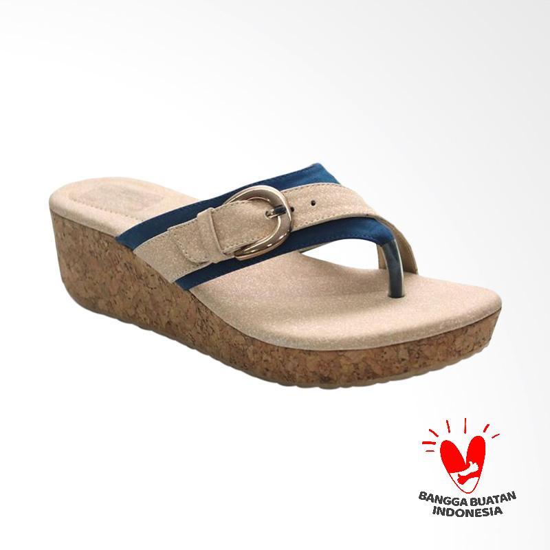 Grutty GR 82117 Sandal Wedges Wanita
