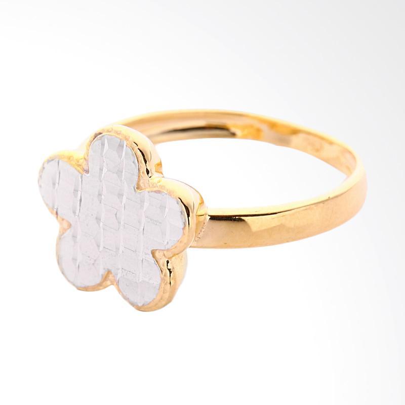 Cincin Emas 18K - Gold Ring Emery - WHIZLIZ