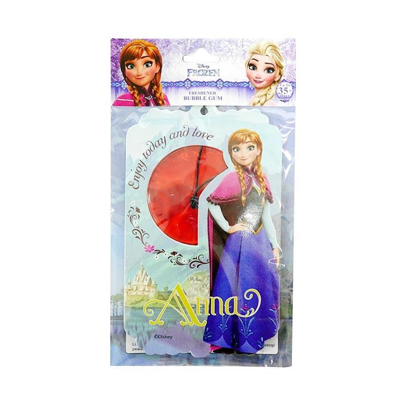Disney FZ03 Frozen Anna Bubble Gum Hanging Air Freshener Parfum Mobil dan Ruangan