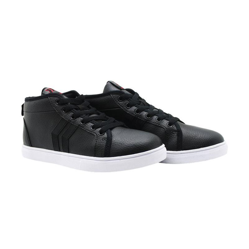 Precise Dante Sepatu Sneakers - Hitam