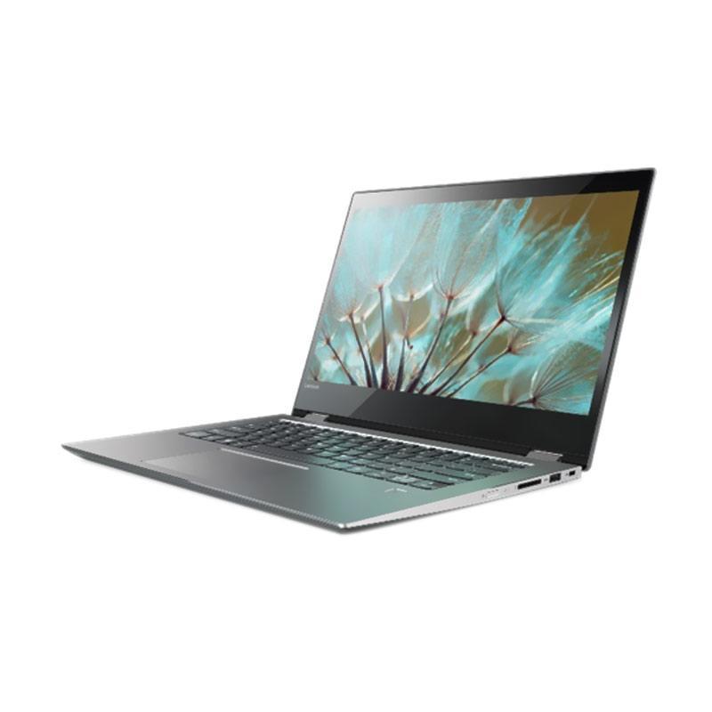 harga Lenovo YOGA 520-14IKB-81C800-GTID MINERAL GRAY - [Intel Core i7-8550U Quad Core 1.8-4.0GHz/8GB/1TB/MX130 2GB/14