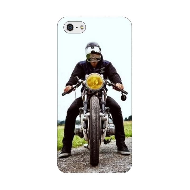 harga Kustom Kaze Cafe Racer 0111 Casing for iPhone 5/5S/5SE/5C Blibli.com