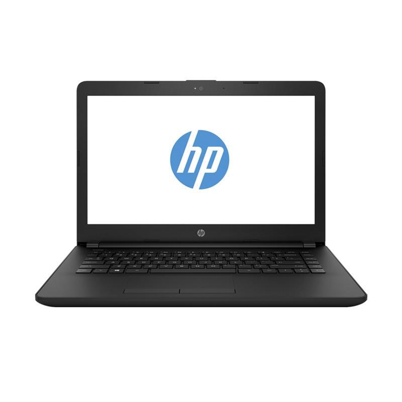 """HP 14-BW005AU Notebook - Black [AMD A4-9120/4GB/500GB/14""""/DOS]"""