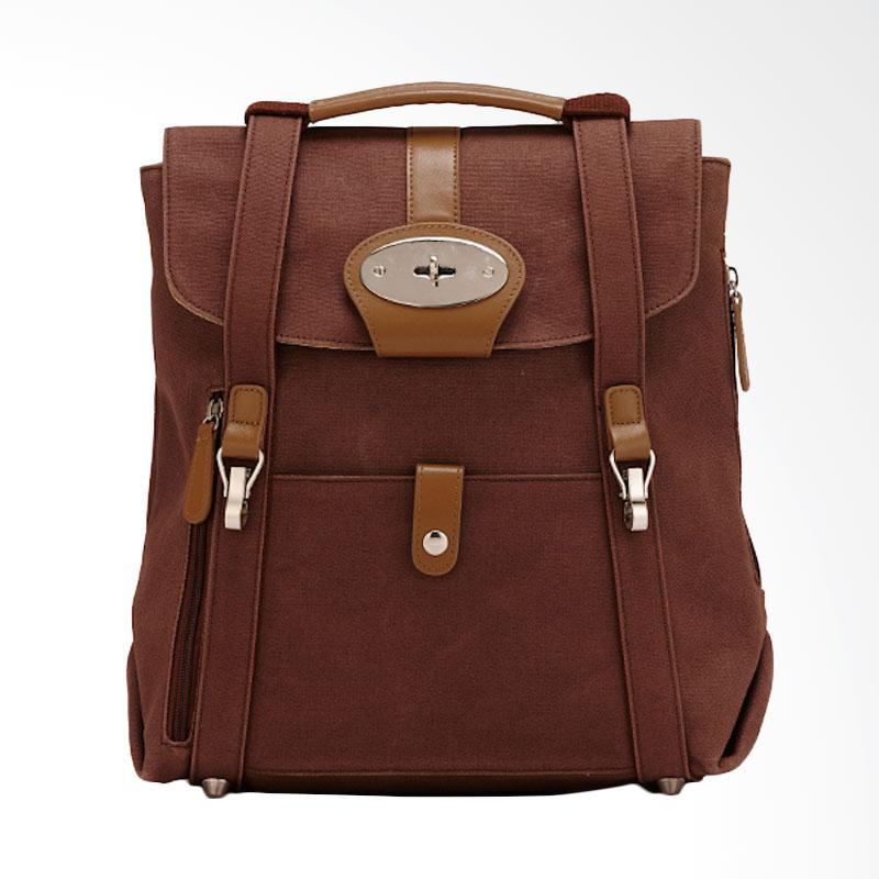 Amore Daniel Beck Mutifunction BackPack - Maroon [13 Inch]