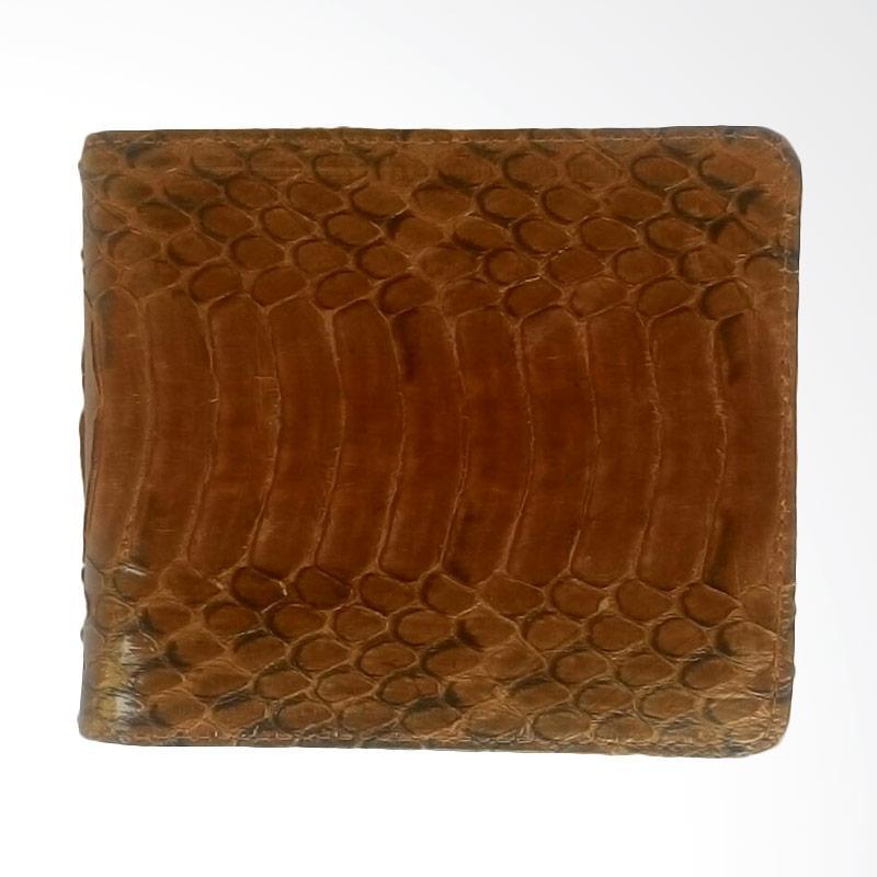 Zamrud Cobra Snake Skin From Indonesia Wallet Pria