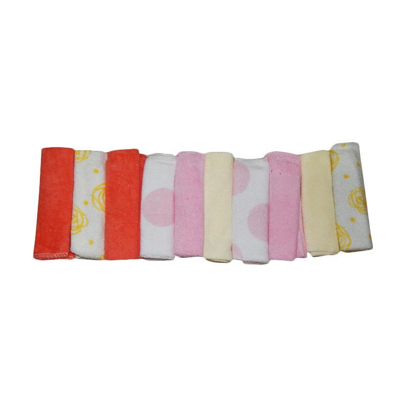 Wonderland Motif A8 Baby Washcloth Sapu Tangan Bayi