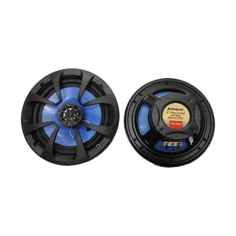 Audiobank AB-F652 2 Way Coaxial Speaker [6 Inch]