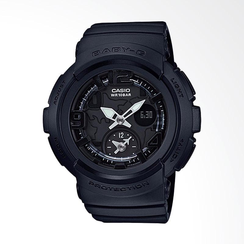 CASIO Baby-G BGA-190BC-1BDR Jam Tangan Wanita - Black