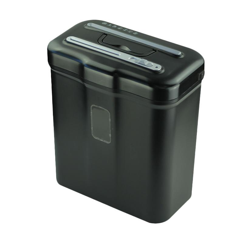 Kozure KS-828C Paper Shredder Mesin Penghancur Kertas - Black Metalic