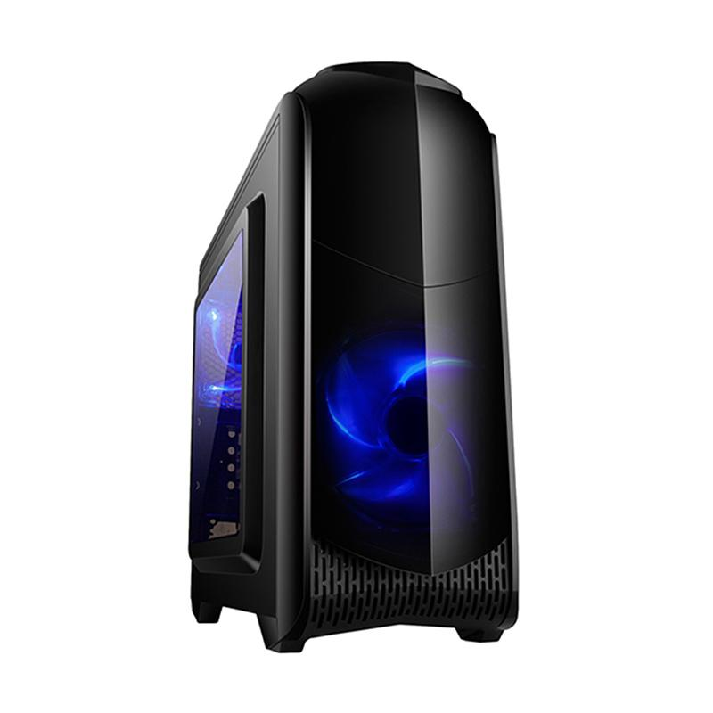 Digital Alliance G D4 with EVO 7 Gaming PC - Hitam