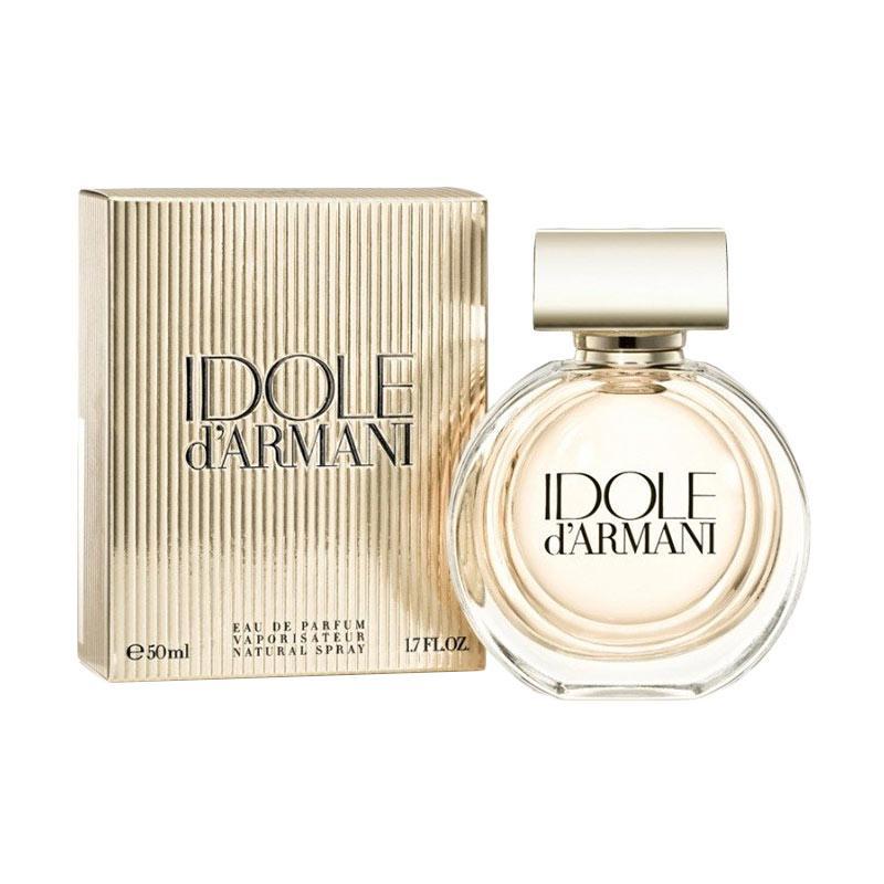 Giorgio Armani Idole Women EDP Parfum Wanita [100 mL] Ori Tester Non Box