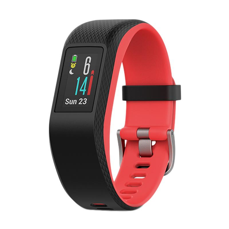 Garmin Vivosport GPS Smartband - Fuchsia [Reguler]