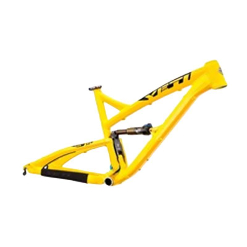 harga Yeti Fox Float CTD SB75A Frame Frame Sepeda - Yellow [Extra Small] Blibli.com