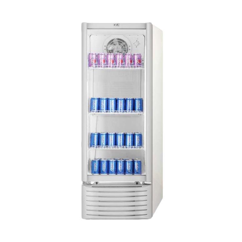 GEA GETRA EXPO-30FC Display Cooler Showcase [222 L/ Jabodetabek]