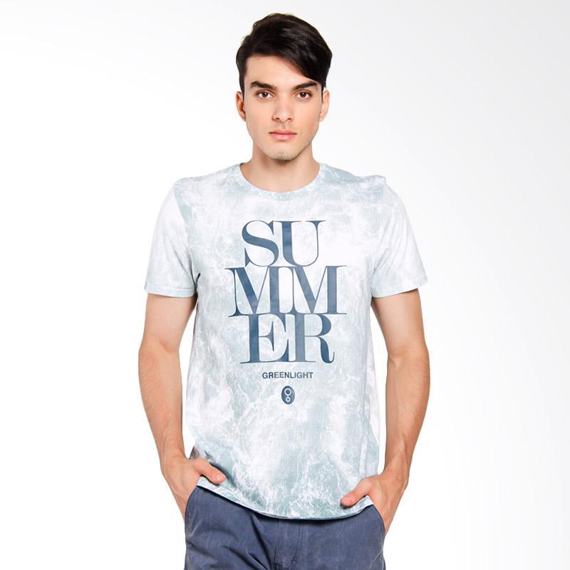 Greenlight Men 5011 T-Shirt - White [250111712]