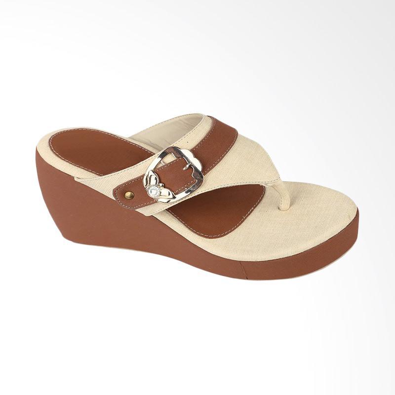 Syaqinah 290 Sandal Wedges Wanita