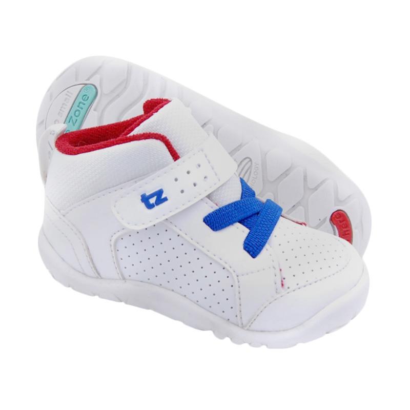 Toezone Kids Orville Fs Royal Sepatu Anak Laki-Laki - White
