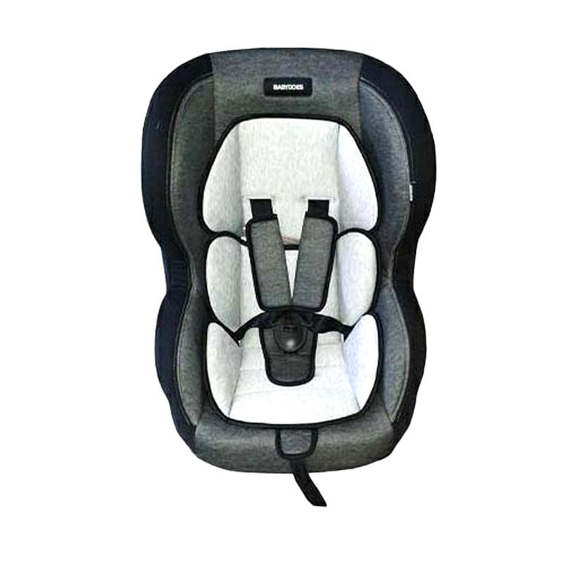 BabyDoes CH875 Carseat - Grey