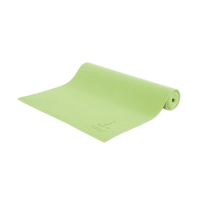 HAPPYFIT Matras Yoga - Green [6 mm] + Free Tas