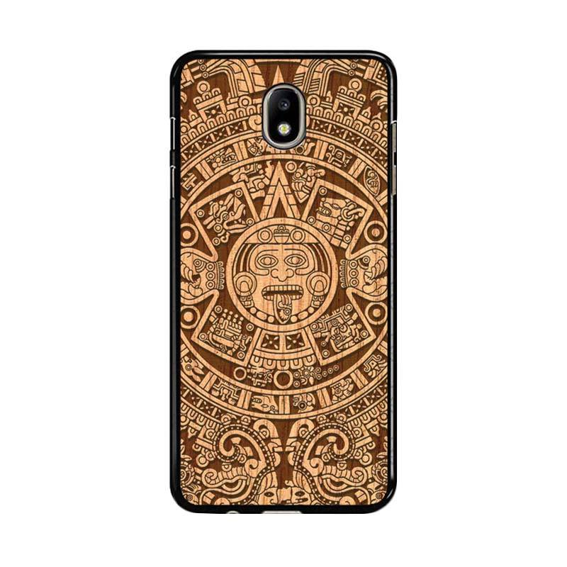 Flazzstore Mayan Calender F0202 Custom Casing for Samsung Galaxy J5 Pro 2017